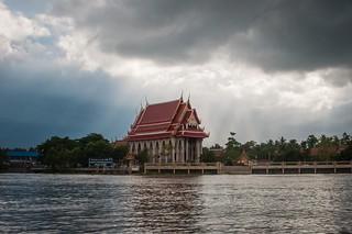 marché flottant amphawa - thailande 32
