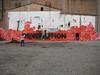 The Revolution will not be televised (Bomber One) Tags: loomit rake tasek gerritpeters mathiasköhler helgesteinmann okriftel hattersheim phrix graffiti graffitiart streetart urbanart spraycanart baudekoration