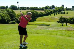 Alan Pugh on the 10th Tee (Neville Wootton Photography) Tags: 2017golfseason alanpugh captainsdaysmens golf golfsectionmens stmelliongolfclub teeshots saintmellion england unitedkingdom
