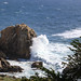 Breaking Wave at Rocky Point in Big Sur