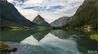 Bergheimsvatnet, Norway (explored)
