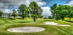 The Kernow Course 9th hole looking stunning! (Neville Wootton Photography) Tags: 2017golfseason golf kernow9th kernowcourse stmelliongolfclub saintmellion england unitedkingdom