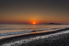 Sunrise (michaelgellert) Tags: sunrise waves water sea sun nature sky