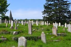 Swanage, Dorset, England (BudCat14/Ross) Tags: swanage dorset england graveyards villages green