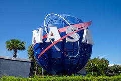 Kennedy Space Center (Håkan Dahlström) Tags: 2017 center fl florida globe kennedy logo nasa photography sign space states united usa merrittisland unitedstates xt1 f11 1350sek xf1855mmf284rlmois uncropped 67811072017162309 unnamedroad us creative commons cc