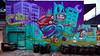Sugar Hill mural (Dennis Valente) Tags: sugarhill 5dsr usa washington art contemporaryurbanart pnw seattle cinderblock isobracketing theydrift 2017 alley urbanart trashbin greasetrap 32bit streetart building hdr wall capitolhill paint mural