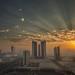 sunrise in bahrain