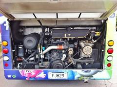 Metrolink K280 #2212 (CR1 Ford LTD) Tags: k280 scanias scania buses bus omnibus metrolink metro kbb kiwi nzbus auckland transport onehunga