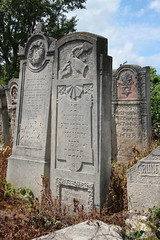 The Jewish cemetery in Chernivtsi (Czerniowce) (ADAM MUSIAŁ) Tags: chernivtsi jewish cemetery ukraine