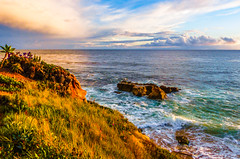 """After the Storm""  Lovely Laguna Beach (Cathy Lorraine) Tags: lagunabeach california southern beach storm sunset clouds glorious light nature outdoors ocean coastline seascape beauty coth5 ngc npc"
