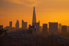 TOWERING (Mark John Nepomuceno) Tags: olympusem10 micro lon london londonist shard