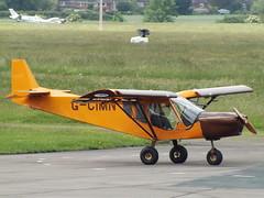 G-CIMN Zenair CH-750 (Aircaft @ Gloucestershire Airport By James) Tags: gloucestershire airport gcimn zenair ch750 egbj james lloyds