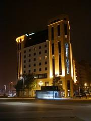 Santander (villejvirta) Tags: santander cantabria espana spain panasonic gm5 micro34 lowlight nightonearth nightscene architecture