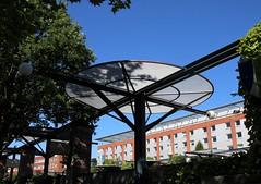 077 (beate967) Tags: architektur parkdeck hamburg wandsbek