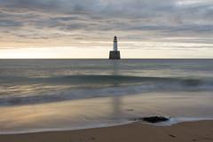 Rattray Head after sunrise (Katherine Fotheringham) Tags: rattray head scotland lighthouse aberdeenshire north sea