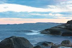Slow summernight waves, Tjøme, Norway (KronaPhoto) Tags: 2017 natur sommer seascape summer summernight night sommernatt water longexposure slow motion landskap evening sunset svaberg rocks fjell mountain strand tjøme færder norway