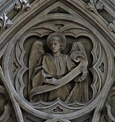 [52433] Horsforth : Reredos (Budby) Tags: horsforth church leeds westyorkshire altar reredos