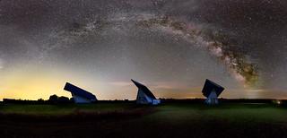 """Celestial Magic over Ottawa""  - Milky Way Galaxy"