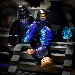 Hate Leads to Suffering (that_brick_guy) Tags: legominifigures legominifigure legominifig lego dslr toyphotography toy primelens lens prime 35mm nikkor 18g nikkor18g d7200 nikon force sith vader darth darthvader hate suffering hateleadstosuffering lukeskywalker luke palpatine emperorpalpatine emperor starwars star wars legostarwars returnofthejedi return jedi