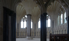 Wells Cathedral, chapter house