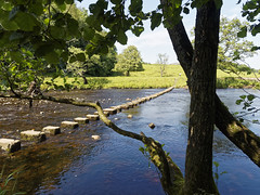 _7182095_KEN (Ken Whittle) Tags: forestofbowland landscape trough whitewell riverhodder inn steppingstones lancashire aonb