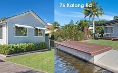 76 Kalang Road, Dora Creek NSW