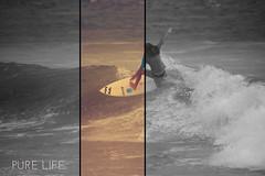 Serena Nava surfing Grande (Pure Life Surf) Tags: pure life surf surfing swell serena nava photography costa rica w water hope jesus