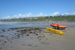 bantham45 (West Country Views) Tags: bantham sand devon scenery