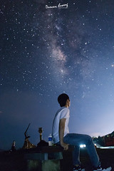 加路蘭銀河 (x7788694) Tags: 750d canon 銀河 台灣 taiwan taitung hualien photography sunset galaxy 雲 天空 戶外 極光 安詳 夜景 相片框 台東 星空 sky 加路蘭