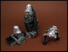 Hell mit Furies (Karf Oohlu) Tags: lego moc helmet figurs characters