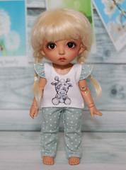 DSC07413 (ekaterinaC1) Tags: pukifee doll bjd fairyland tan cony