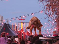 Ogoh Ogoh (Jellibat) Tags: tasmania darkpark darkmofo australia winter festival art ogohogoh tasmaniantiger fears burn community procession