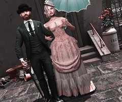 📷   Past version. (ℒidsα) Tags: analogdog belleepoque clairdelune past antique old vintage mint rose couple love itdoll doll girl cute woman lotd fashion game gamer gamergirl gamedoll avatar sl secondlife slavatar slfashion free freebie mesh pixel virtual virtualworld beauty beautiful photo photograph snapshot clothing clothes picture blog blogger slblogger secondlifeblogger moda event