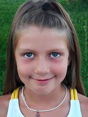 Anna (Love me tender ♪¸.•*´¨´¨*•.♪¸.•*´) Tags: dimitrakirgiannaki photography greece greek girl portraits children kids summer smile beatiful innocent neamakri 2017 samsunggalaxya5