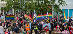 UK Pride parade in Hull (keithhull) Tags: pride ukpride parade people hullcityofculture2017 hull hull2017 explore