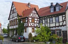 Steinheim am Main Fachwerkhaus (wernerfunk) Tags: hessen fachwerk architektur
