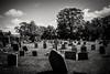 The end (Smyniex) Tags: canon70200f4l canon 7d cementery blackwhite black white grave graves old landmarks landmark sad canonllens church antique medieval ngc