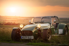car in sunset (cfaobam) Tags: westfield super seven cfaobam car auto lotus 16litre 4cylinders fun vintage car2 oldtimer veteran classic cars storiche automobile automobiles autos design motor styling voiture historic beauty power toprope cabriolet droptop topless drophead bayern germany cfaobamhome