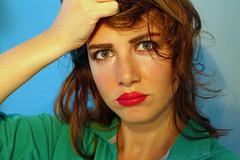 (Anne-Sophie Landou) Tags: girls women girlportrait portrait human people womanportrait indisguise makeup colors selfie