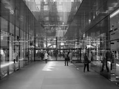 Visiting Peter Lindbergh (pixel-art) Tags: hc110 mamiya645protl sekorc8028n munich kunsthalle peter lindbergh