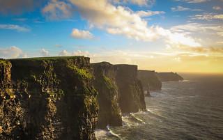 The Cliffs...