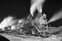 2014/1/18 JS8195 Sandaoling (Pocahontas®) Tags: js8195 steam engine locomotive loco railroad railway rail train film 135film