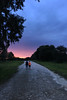 Twilight Stroll (redhorse5.0) Tags: twilight walking sunset ruralroad florida night redhorse50 sonya850 floridasunset