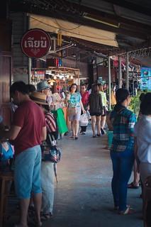 marché flottant amphawa - thailande 23