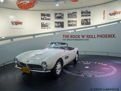 Elvis'  BMW (edlondon27) Tags: elvis btw germany munich bmw museum army king 507 classic cabriolet rock n roll bavaria