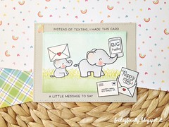 Happy mail elephant LF1 (fridayfinally) Tags: lawnfawnstamp lawnfawndies lawnfawnplaidpaper lawnfawn lawnfawnstamps distressink copicmarkers copic copics colorful critters cutebackground cute clearstamps crittersparty celebrate cleanandsimplecard cardmaking coloring cutecouple card cutescene elephant elphieselfie chirpychirpchirp loveletters love lovely handmadecard handmade happy happycritters happycard happymail happiness hellocard hello banners rainbow