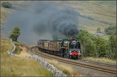 71000. 'The Dalesman'. (Alan Burkwood) Tags: aisgill sc br 8p 71000 dukeofgloucester steam locomotive
