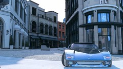 F40 (araik_kratos) Tags: game reflections car gta5 ferrari f40