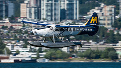 C-FHAJ - Harbour Air - DHC-3 Turbine Otter (bcavpics) Tags: cfhaj harbourair dehavilland dhc3 turbine otter aviation aircraft plane airplane seaplane floatplane cyhc coalharbour vancouver britishcolumbia canada bcpics