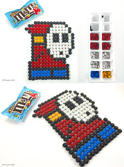 M&M Mosaic Shyguy Collection (Kitslams Art) Tags: nintendo mm mosaics pixel art 8bit mario bros nes snes video game artist candy 8 bit arts yoshi toad megaman samus aran metroid boo shyguy bowers mushroom mosaicart mosaicartist mmmosaic rubikscubemosaic artwithitems artwithcandy artwithmms artwithrubikscubes rubikscubeart rubiksart mosaicdrawing drawingmosaic kitslamsart kitslam videogameart videogameartist videogamepixelart pixelart 8bitart 8bitartist nintendoart nintendoartist nintendopixel snesart nesart marioart marioartwork mariobrosart